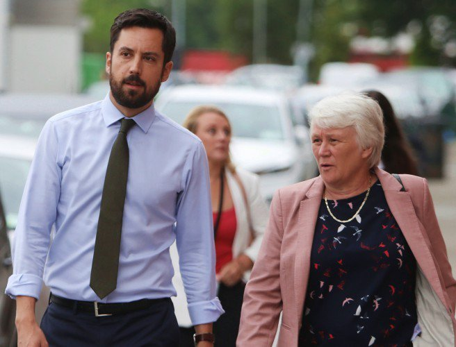 """The worst type of politics"" - Heated Dáil debate as Eoghan Murphy survives no confidence motion"