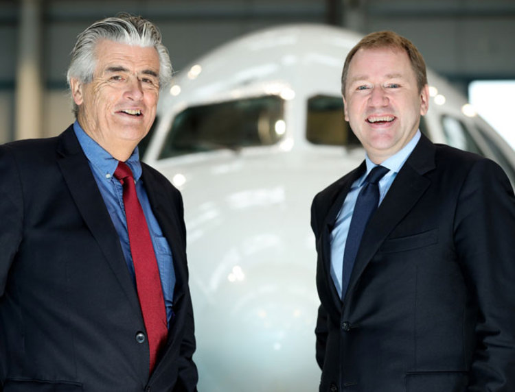 Aer Lingus and CityJet join forces on Dublin-London route