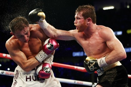 Saul 'Canelo' Alvarez beats Gennady Golovkin in classic rematch - Twitter reactions