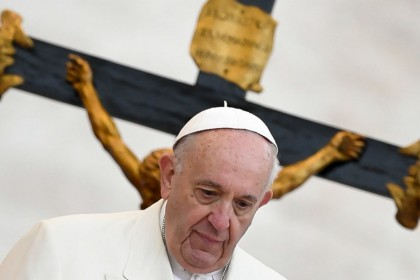 Pope Francis calls for end to death penalty