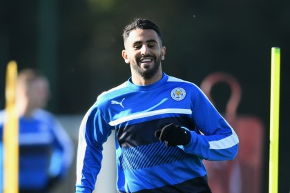 Champions League adventure keeps Leicester City smiling