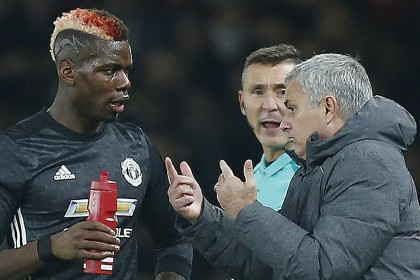 Jose Mourinho's fury: Man Utd boss troubled by failed transfers, lies and Paul Pogba