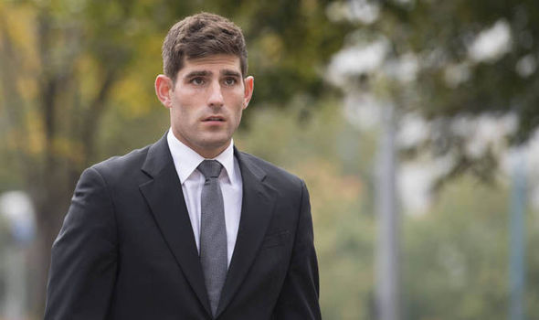 I wasn't hiding my face from CCTV cameras, Ched Evans tells rape retrial
