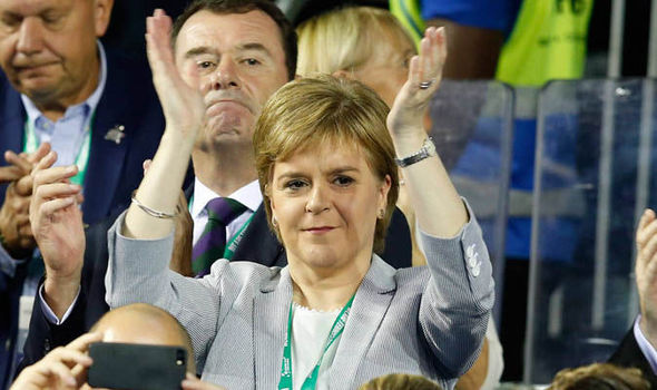 "Nicola Sturgeon ""abandons 2014 independence referendum lies"""