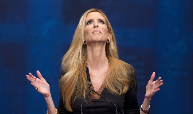 Delta tells Ann Coulter her insults are 'unacceptable'