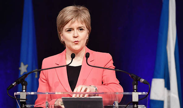 Sturgeon backs third SNP MP probed over financial dealings