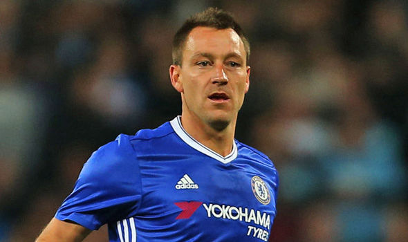 John Terry: Training against this Chelsea legend was a nightmare