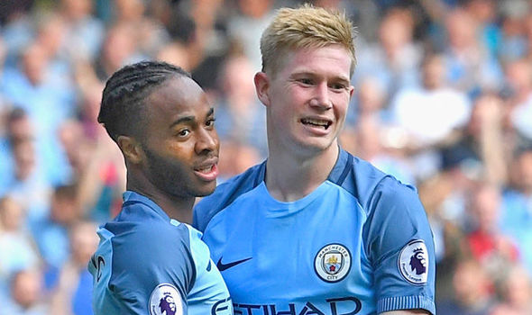 Man City boss Pep Guardiola heaps praise on Kevin De Bruyne after record-breaking win