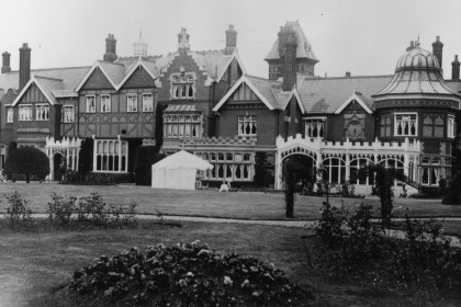 Bletchley Park to become new college for codebreakers