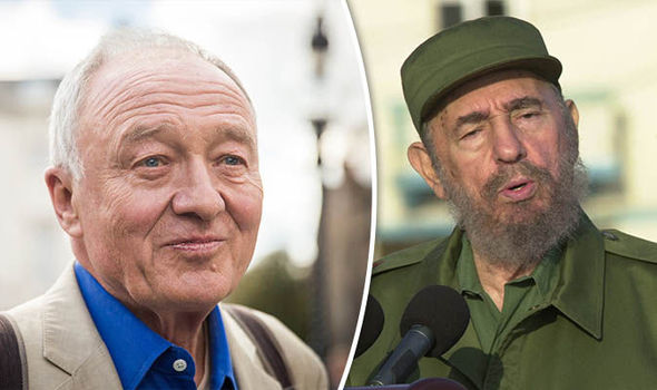 Ken Livingstone clashes with BBC anchor after hailing Fidel Castro as 'beacon of light'