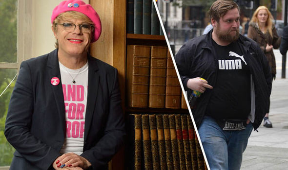 Man admits stealing Eddie Izzard's pink beret during pro-EU rally
