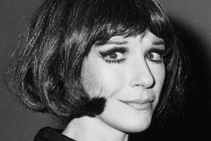 Fenella Fielding - a life in pictures