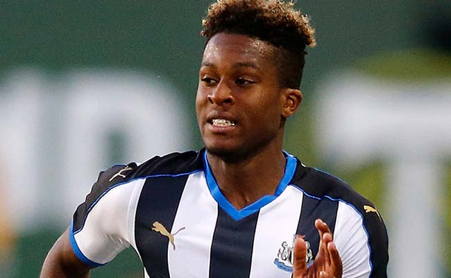Newcastle United star Rolando Aarons arrested after fight