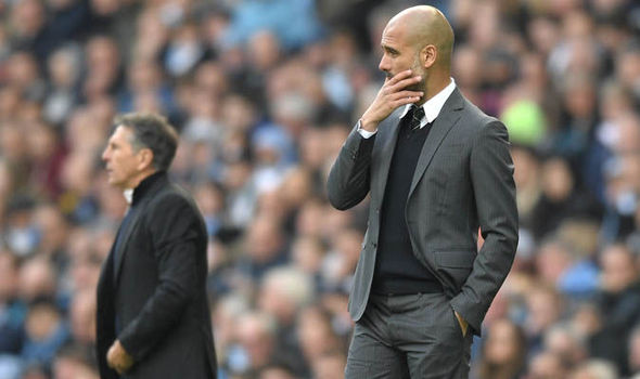 Manchester City boss Pep Guardiola: Why I kept my players behind after Southampton draw