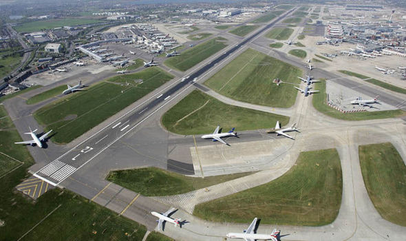 Breath of fresh air: Third runway at Heathrow would not break laws on pollution