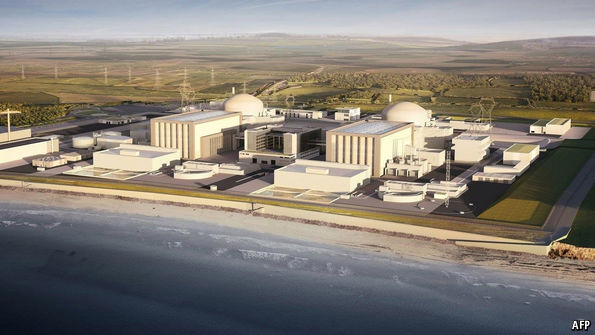 Hinkley Point gets the green light