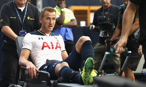 Tottenham striker Harry Kane set for two months on the sidelines: Could miss City clash