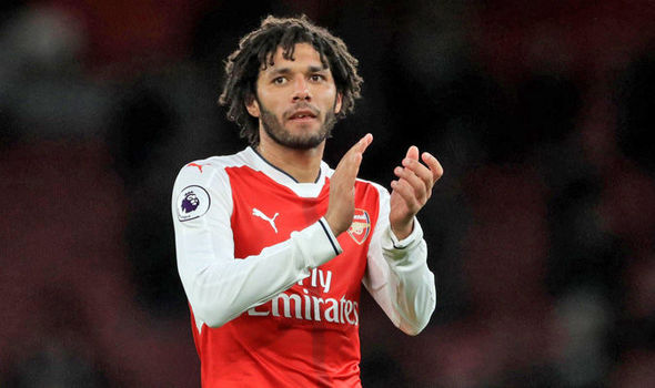 Arsenal boss Arsene Wenger: This is why I took Mohamed Elneny off against Southampton
