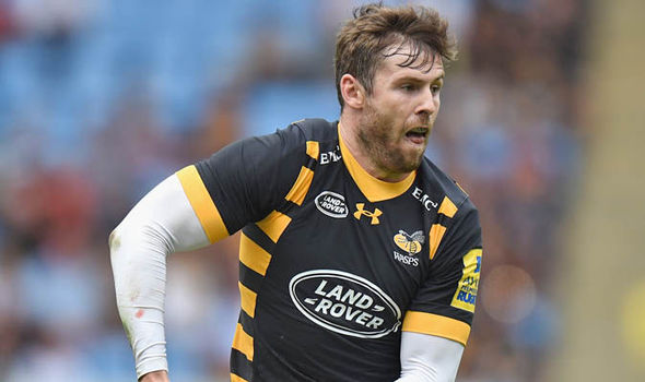 Wasps centre Elliot Daly to be named in his first England XV against South Africa