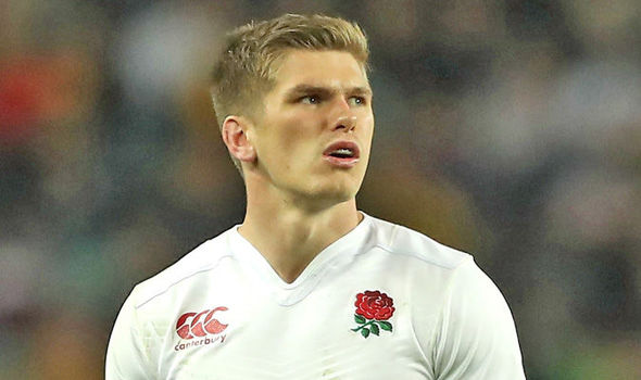 Owen Farrell to have another back scan: Dylan Hartley also in race to be fit for England