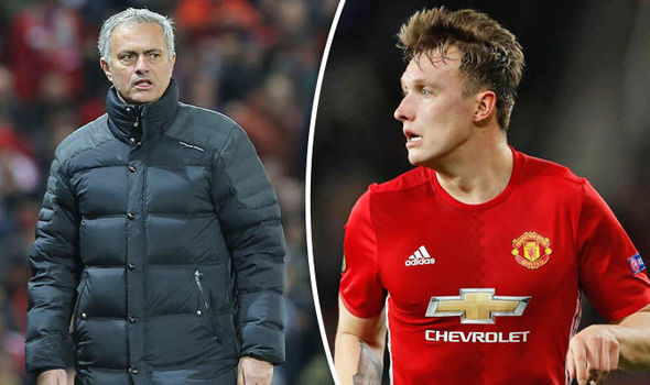 Phil Jones: Jose Mourinho's touchline antics proved his passion but it's no distraction