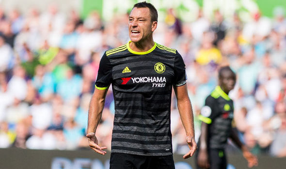 Chelsea boss Antonio Conte reveals John Terry update ahead of Manchester United clash