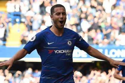 Premier League: Chelsea ace Eden Hazard tipped to win the golden boot