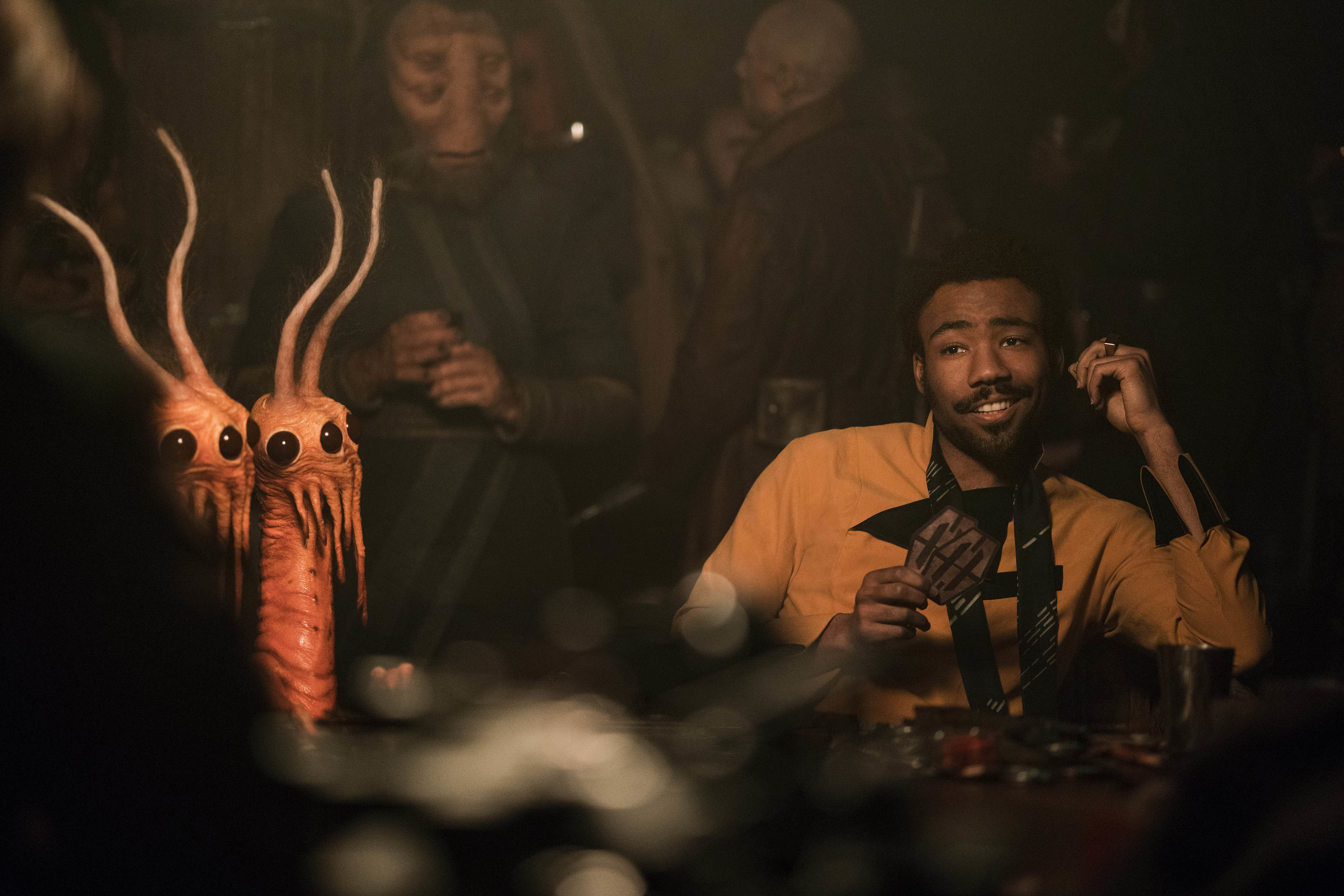 'Star Wars' writer confirms Donald Glover's Lando Calrissian is pansexual in 'Solo'