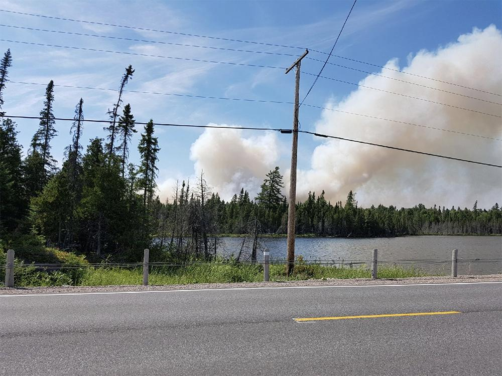 Northern Ontario forest fires down to 48 as thunderstorm threat looms