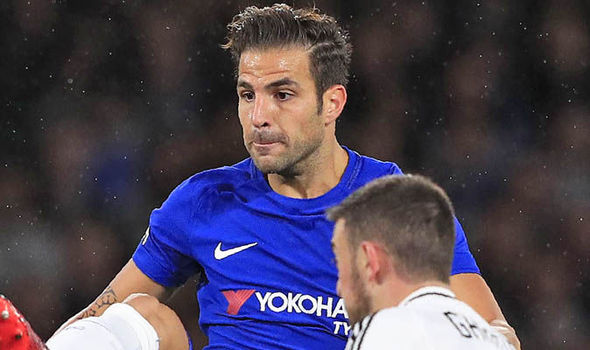 Chelsea v Qarabag: Cesc Fabregas feels Blues are getting back to their best after rout