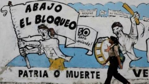 UN rejects blockade of Cuba, again, as US abstains for first time