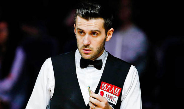 World snooker champion Mark Selby sends Andy Murray warning after joining No1 club