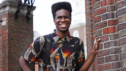 Harvard student Obasi Shaw submits rap album as thesis