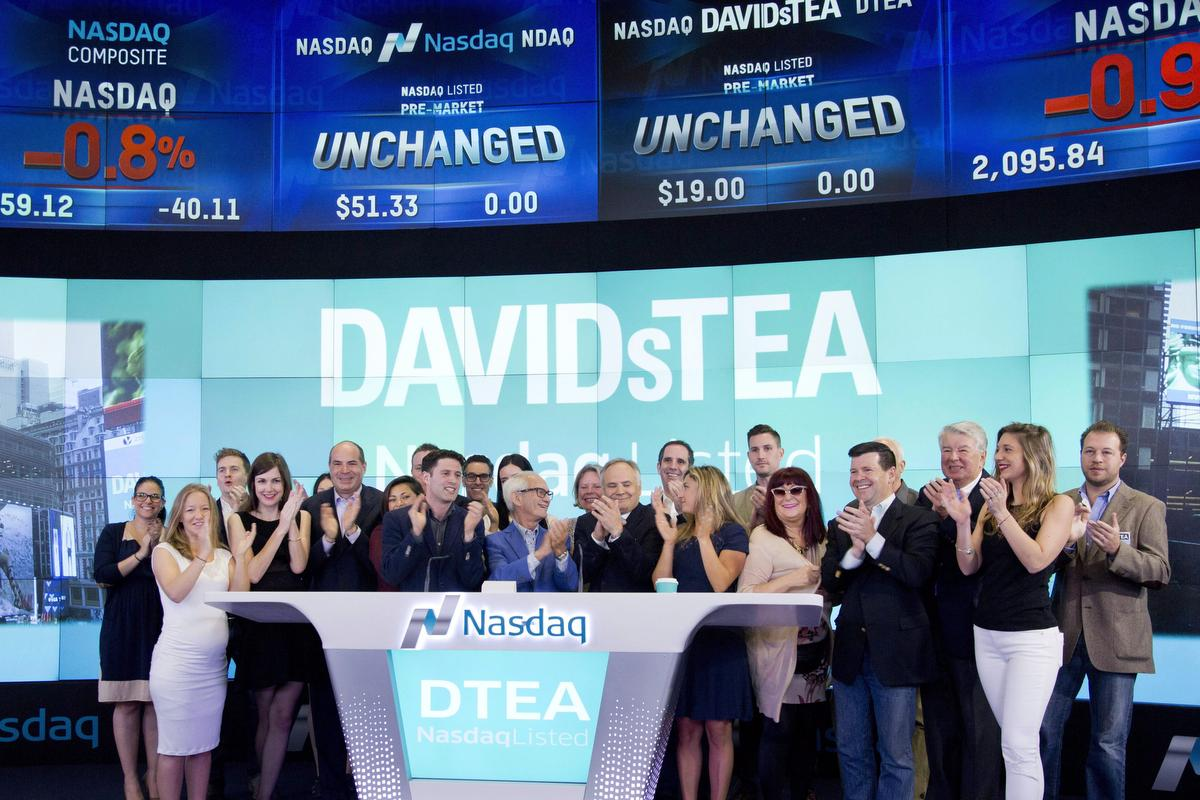 DavidsTea shareholders turf board of directors