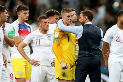 It's not coming home: reaction to England's World Cup heartbreak