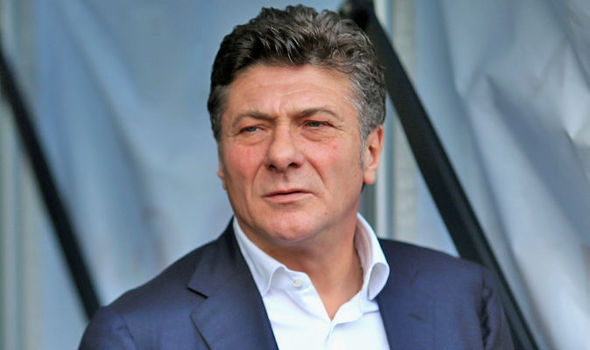 Watford manager Walter Mazzarri on disciplinary record: I am not worried