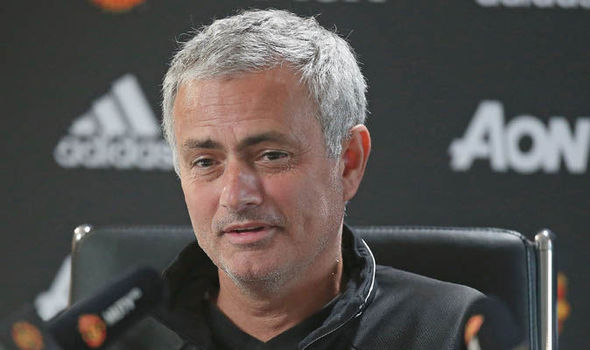 Manchester United boss Jose Mourinho reveals plans for Liverpool clash