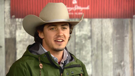 Canadian snowboarder Mark McMorris chosen as 2018 Calgary Stampede Parade marshal