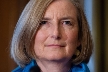 Why has Sarah Wollaston joined the Liberal Democrats?