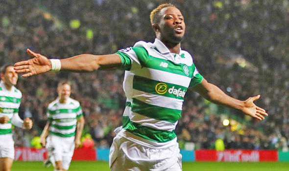 Celtic chief Dermot Desmond: Moussa Dembele is going nowhere