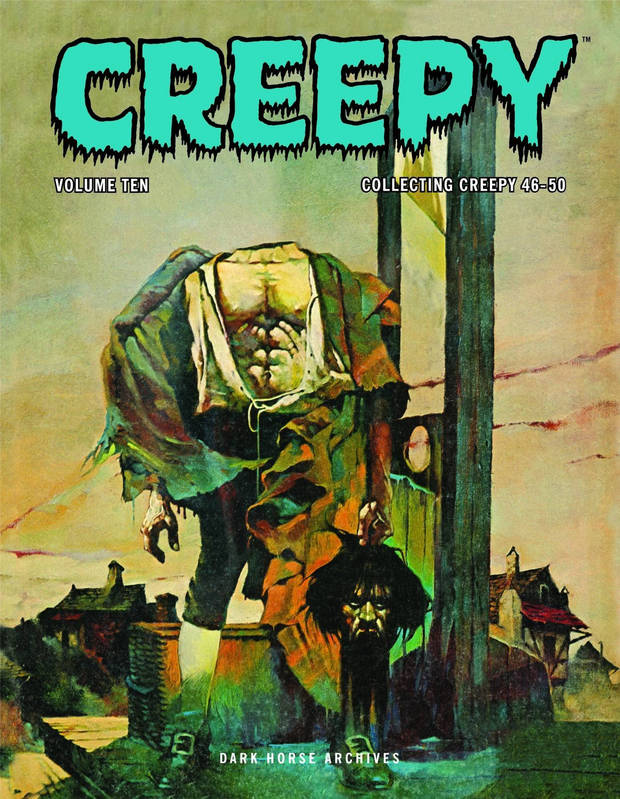 Five more creepy comics to scare up on Friday the 13th!
