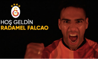 OFICIAL: Falcao é reforço do Galatasaray