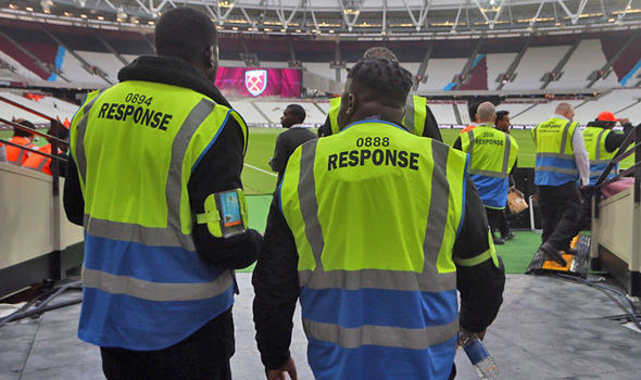 West Ham: Tony Gale calls for investment in extra security after fight with Chelsea fans