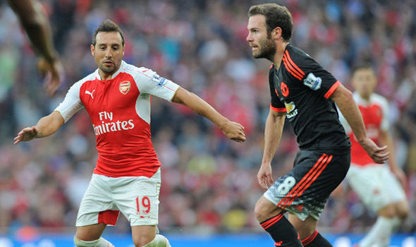 Manchester United ace Juan Mata: This Arsenal star deserves more respect