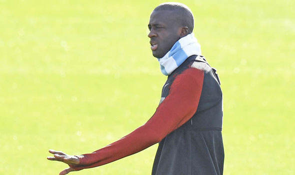 Manchester City outcast Yaya Toure still set for exile despite Pep Guardiola apology