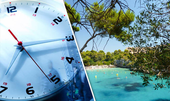 Spain to NOT turn the clocks back in Balearics this Sunday as thousands sign petition