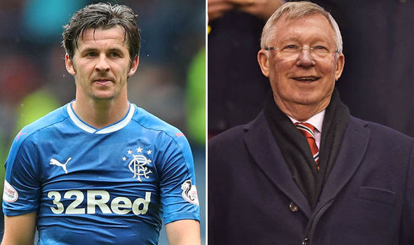 Joey Barton makes hilarious Manchester United transfer admission