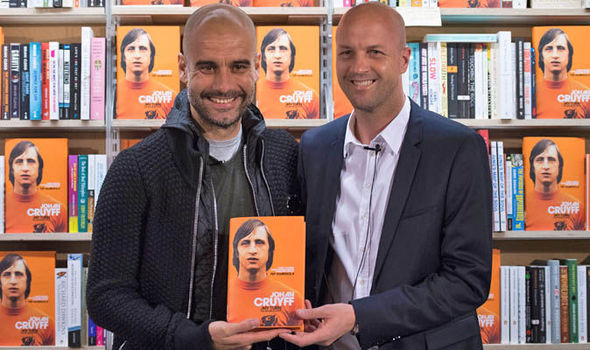 Man City boss Pep Guardiola: I knew nothing about football before meeting Johan Cruyff