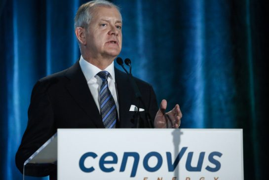 Cenovus shares drop as CEO set to retire, company plans to sell billions in assets