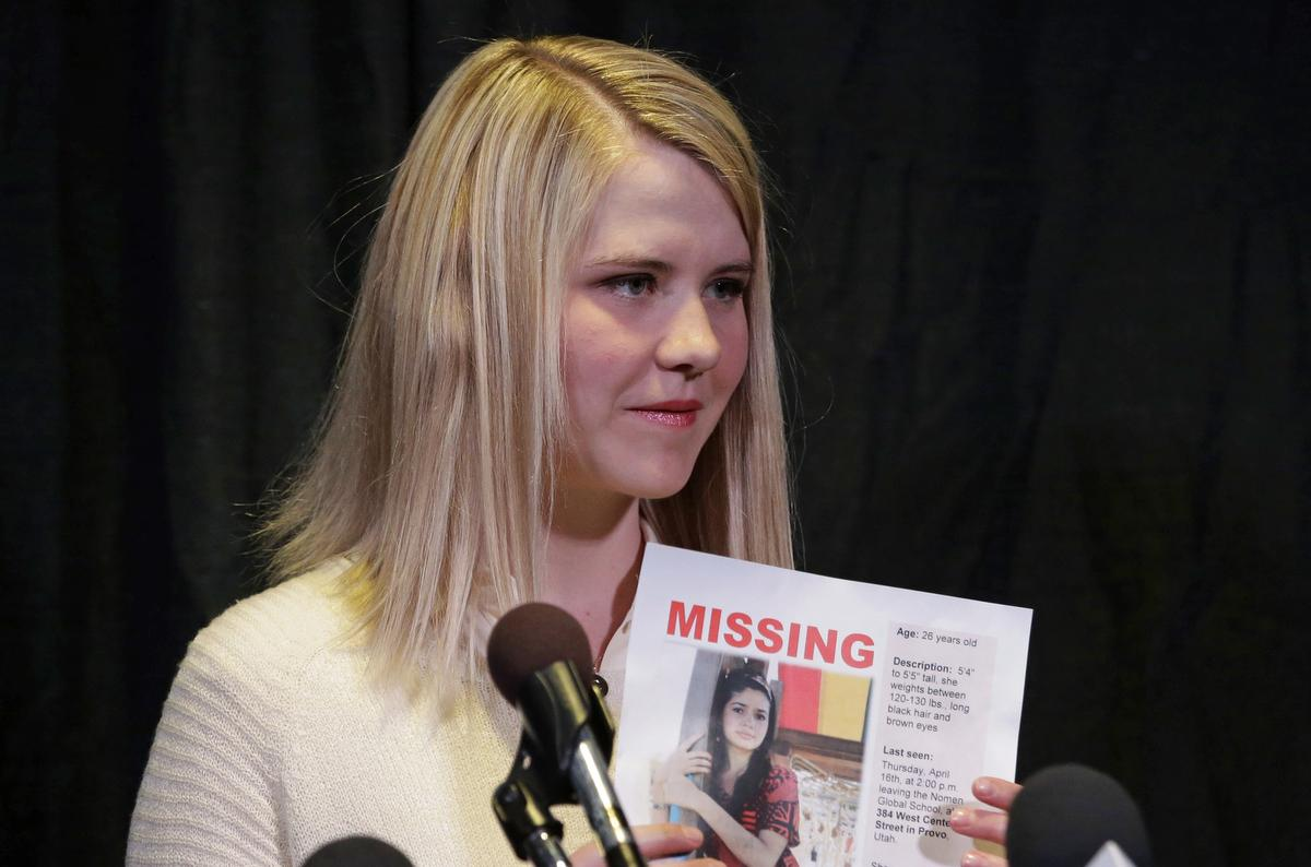Elizabeth Smart outraged her kidnapper's accomplice will be freed